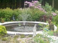 fontein De Ruimte Vierhouten